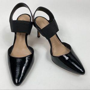 🌻 ANTONIO MELANI Chanttel Patent Leather Heels